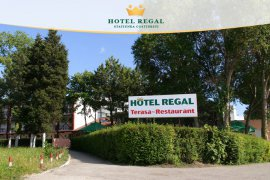Hotel Regal, cazare Costinesti